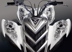 Yamaha raptor 700 graphics kits for Deco 700 raptor